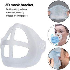 2 face mask brackets • Wear💄again! Breath better!